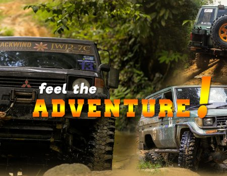 FEEL THE ADVENTURE